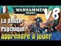 """Regardez """"Apprendre à jouer à Warhammer 40K V8 - La phase Psychique"""" sur YouTube"""