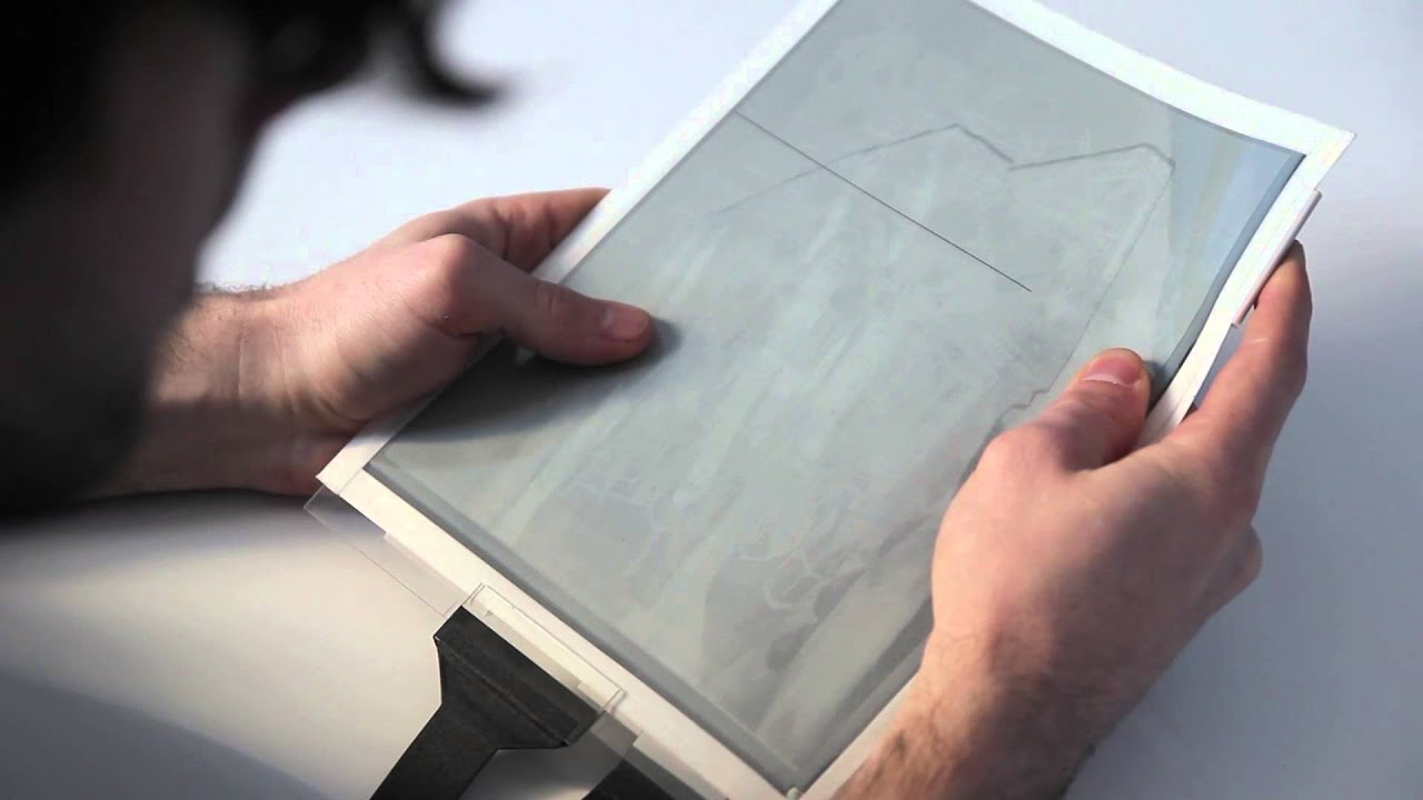 These Flexible E-Paper Tablets Could Change Your Desk Forever