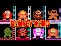 Donkey Kong Versions Comparison Evolution Through Its P
