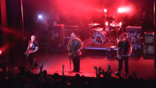"FACE TO FACE PLAYING ""DON'T TURN AWAY"" @ THE OBSERVATORY 12/26/2014 (1/5) ""VULTURE VIDEO"""