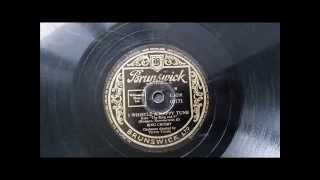 Brunswick 5173 BING CROSBY - I WHISTLE A HAPPY TUNE - DoGramofonu.PL