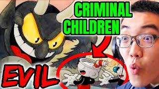 .. Game Theory: Cuphead's SINFUL SECRET Business! 🆁🅴🅰🅲🆃
