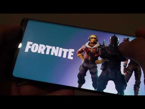 Fortnite Download Note 9 | STAMP TV