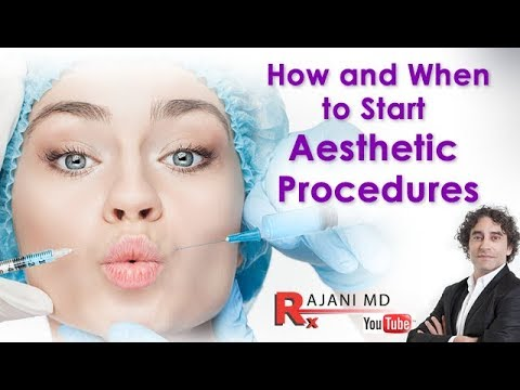 How and When to Start Aesthetic Procedures Video