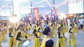 The River is Rising by Chris Tomlin with Tambourine Dance