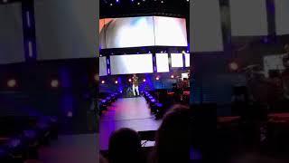 Carlos Right | Se Te Nota | OT 2018 Concierto Sevilla