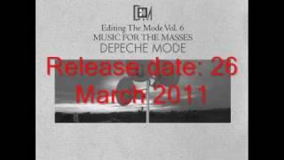 Depeche Mode - Behind The Wheel (Kaiser Vitamin Force Remix 2011)