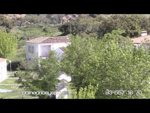 Hotel Balneario Fuentes del Trampal*** en Cáceres - Balneariosyspa.com