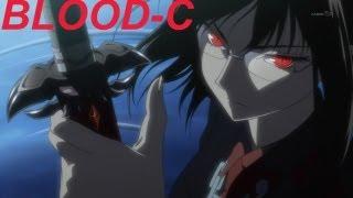 BLOOD-C Opening Full + lyric   Kirito
