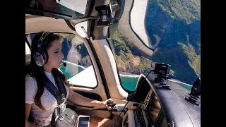 World's Tallest Seacliffs - Maui Flight