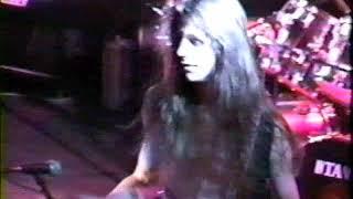 """Christian metal band Betrayal (aka Martyr) """"Final Show"""""""