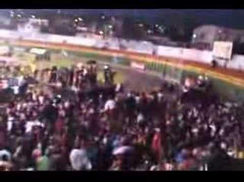 """XELAJU CAMPEON CLAUSURA 2007 PARTE 2"" Barra: Sexto Estado • Club: Xelajú"