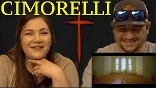 DAD AND MOM REACTIONS TO CimorellI - KESHA - praying cover !!