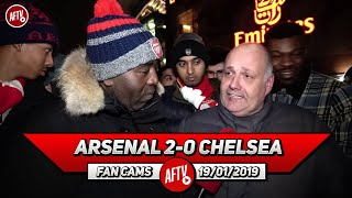 Arsenal 2-0 Chelsea   Koscielny Had A Good Game But He Had No One To Play Against! (Claude)