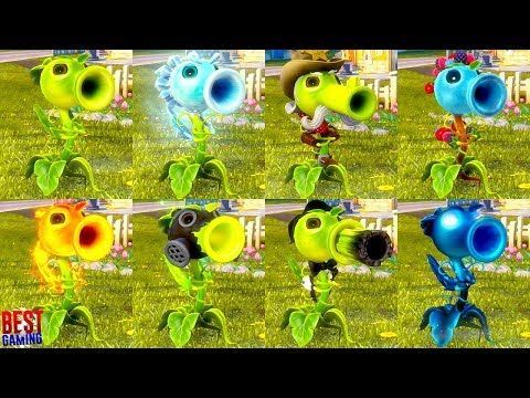 Plants Vs Zombies Garden Warfare Berry Shooter Dlc Review And ...