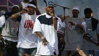 50 Cent  - What Up Gangsta - Live