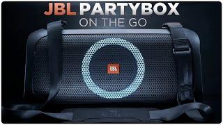 JBL Partybox On The Go | Was ist neu? | Bass Test | 2020 | deutsch