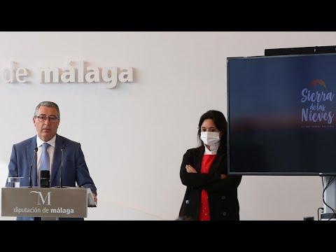 Presentación de la campaña Sierra de las Nieves
