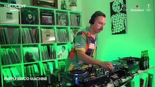 Purple Disco Machine - Live @ Heineken & UEFA Presents The Opening Party Powered By Defected 202