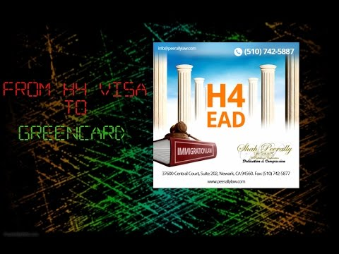 Can an H4 EAD or H4 Visa Holders Directly file for a GreenCard ...