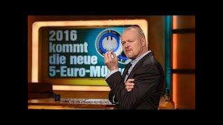 Die neue 5 Euro-Münze kommt - TV total