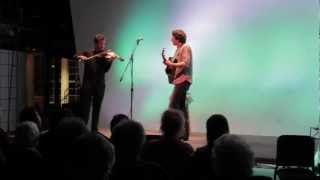 """Unsophisticated Heart"" Joe Pug w/Downtown Chamber,Robert Simonds (Violin)"