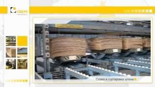 Производство фанеры СВЕЗА