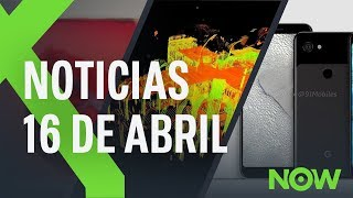 GOOGLE anuncia NUEVOS PIXELS, NOTRE DAME podría RESTAURARSE con su ESCANEADO LASER y más | XTK Now!
