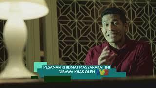 Fahrin Ahmad | Pesanan Khidmat Masyarakat Yang Dibawakan oleh TV3