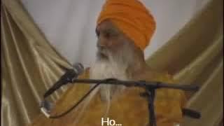 Йоги Бхаджан о Джап Джи (одна из последних видео лекций Учителя)