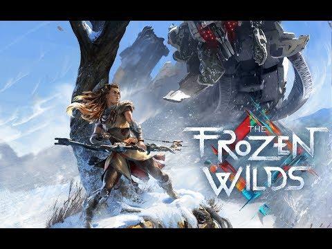 Horizon Zero Dawn The Frozen Wilds Película Completa Español Todas Las Cinemáticas - Game Movie 2017