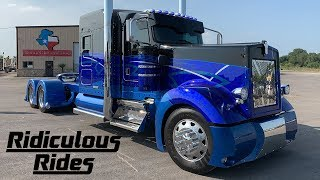 The World's Most Modified Truck | RIDICULOUS RIDES