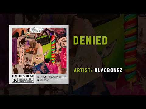 Blaqbonez Denied Feat Dremo  Psycho Yp Remix