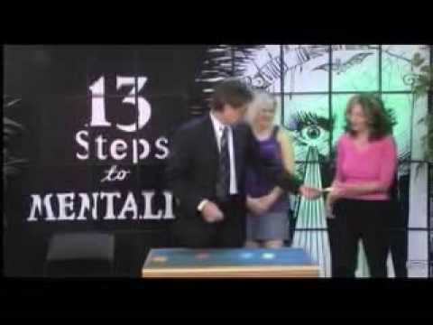 13 Steps to Mentalism by Richard Osterlind