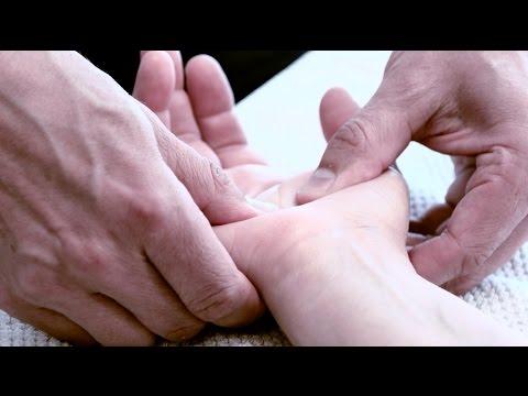 Schnellender Finger / Schnappfinger – Behandlung – Ergotherapie Elbvororte – Karsten Grünberg