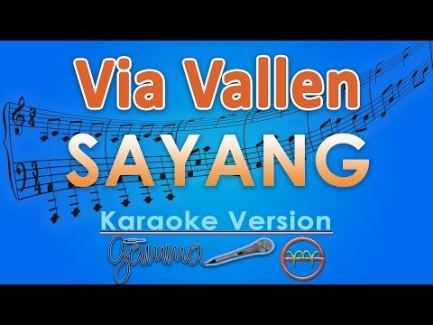 Via vallen   sayang koplo  karaoke lirik tanpa vokal  by gmusic