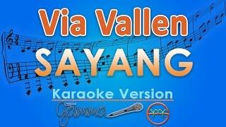 Gambar cover Via Vallen - Sayang KOPLO (Karaoke Lirik Tanpa Vokal) by GMusic