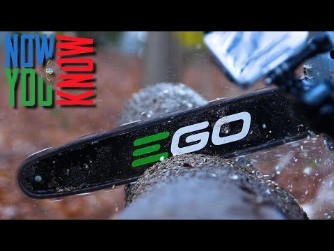 Ego Electric Chainsaw Review