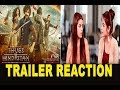 Thugs Of Hindostan Trailer REACTION | Aamir Khan, Amitabh, Katrina, Fatima |