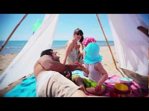 La plage - Camping Le Sérignan Plage