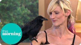 My Pet Crow Thinks Im Its Mum | This Morning