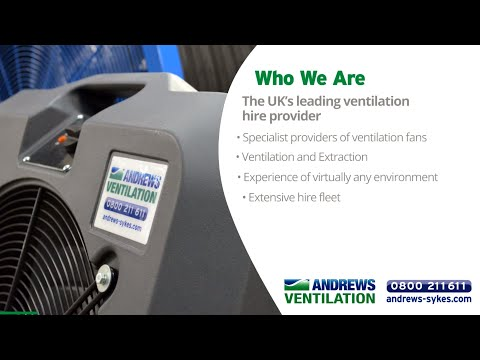 About Andrews Ventilation