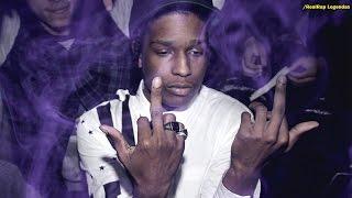 A$AP Rocky - Leaf Ft. Main Attrakionz [Official Music] Legendado