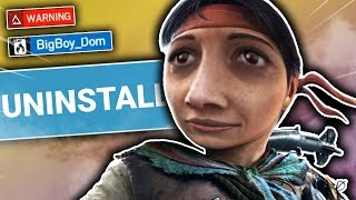 This video will make you uninstall Rainbow Six Siege