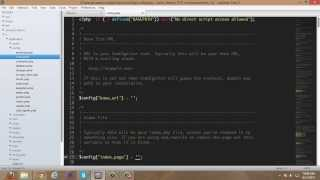 Remove Index.php from codeigniter