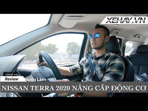Trải nghiệm Nissan Terra 2020 nâng cấp tại Malaysia Có Gì Thích