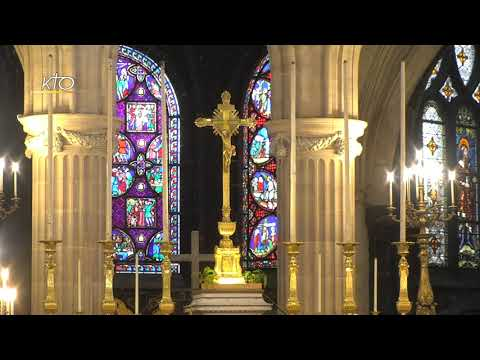 Vêpres du 8 septembre 2021 à Saint-Germain-l'Auxerrois