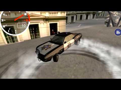 Video of Police Car: Street Driving Sim