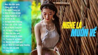 Tuyển Tập Những bài hát Dân ca xứ Nghệ đặc biệt hay | Nghe Là Mê Liền