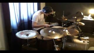 Avenged Sevenfold - Tension: Drum Cover